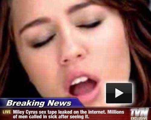 Cyrus-sex-tape-scam